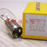 HOSOBUCHI 卡口双触点灯泡 6V30W OP2118