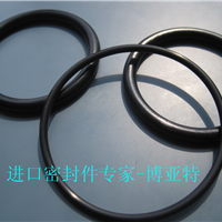 博亚特进口氟胶O型圈 O型密封圈 高氟、高氟