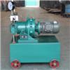供应管道水压试验机 阀门管段试压泵
