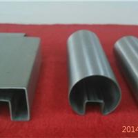 供应不锈钢圆管单槽 304圆管单槽厂家