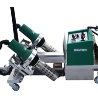 供应瑞士BAK双风嘴塑料型材焊接机Belton
