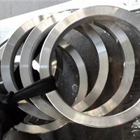 供应40铬锻打不锈钢圆环芯轴法兰盘