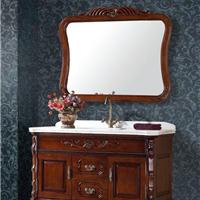 供应橡木欧式浴室柜