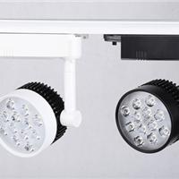 供应地板瓷砖店用高档9w 12w LED轨道灯