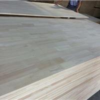 供应橡胶木实木集成板,指接板17mm厚