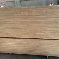 供应广东橡胶木指接板,橡胶木拼板