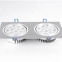 批发家具店用24w 36w 方形LED天花射灯 射灯