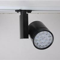 供应服装店用15w 18w 高档LED导轨射灯