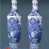 正品景德镇大花瓶,3.5米陶瓷大花瓶
