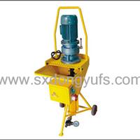 供应小型螺杆式水泥灌浆泵DYZJ-04