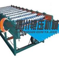 成都振川供应彩钢瓦设备900型压瓦机