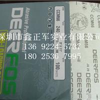 批发韩国鹿牌ACM66方砂纸油漆砂纸砂带布卷