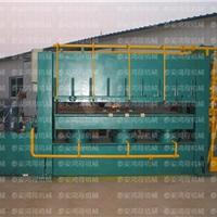 泰安鸿程机械木工板双贴面热压机双贴面热压