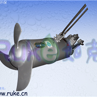 供应QJB冲压式潜水搅拌机