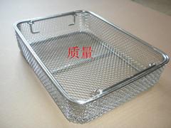 供应机器配件不锈钢专用网筐