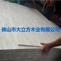 供应广东佛山橡胶木集成板,橡胶木拼板