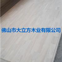 供应橡胶木家具木板AA16MM