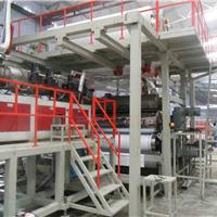 PVC广告灯箱布/喷绘布设备/生产线