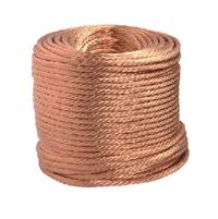 供应HZXT裸铜接地线 编织接地线带