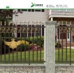 豪华庭院护栏