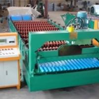 供应彩钢数控圆弧压瓦机设备