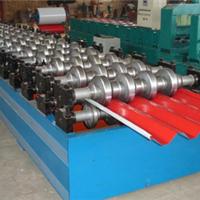 供应750型彩钢瓦压瓦机设备