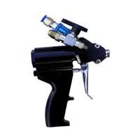 聚氨酯设备配件高压喷枪双组份喷涂浇注枪