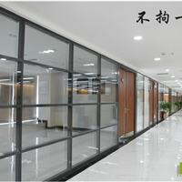 供应广州高隔间广州玻璃隔断诚信品质