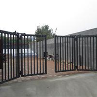 榆林市北斗门业悬浮折叠门|大门|高端别墅门