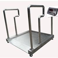 广东轮椅电子秤厂家,300公斤轮椅车电子秤