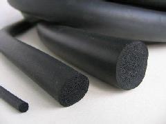 供应T梁槽钢圆形密封条 橡胶发泡条