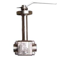 低温加长杆锻钢球阀(Q61F、Q11F)