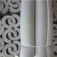 管道施工采用聚乙烯发泡管壳保温材料
