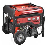 供应YT8000DCS 8KW三相原装汽油发电机