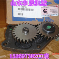 【徐工挖掘机】XE159D康明斯4B3.9机油泵