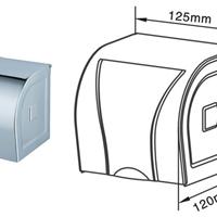 供应不锈钢小卷纸盒