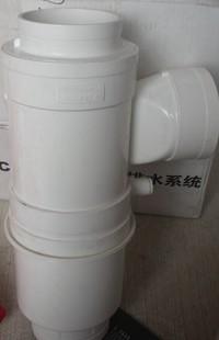 PVC同层排水单立管,检查口