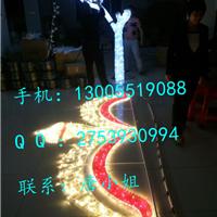 LED过街灯 跨街装饰灯 路灯杆美化灯