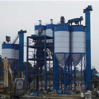供应山东全自动干粉砂浆设备