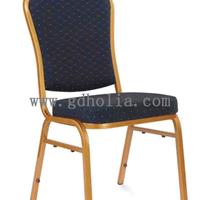 广东酒店家具厂,铝合金酒店椅,钢架宴会椅