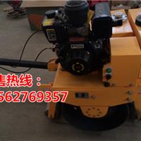 供应畅销全球手扶单轮压路机 小型压路机