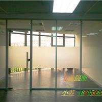 舟山铝合金隔断墙办公隔断钢化玻璃高隔间