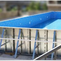 钢结构拆装式整体泳池如何进行维护
