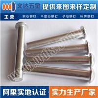 深圳铆钉厂家供应GB/T1011大扁头实心铆钉