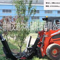 供应装载机挖树机