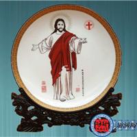 供应纪念品陶瓷赏盘,陶瓷盘定做