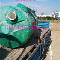 供应吴江苏州玻璃钢化粪池