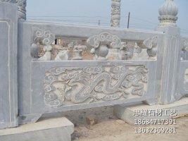 广西白栏杆花岗岩大理石石雕异性石雕柱帽