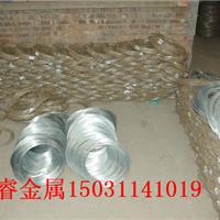 供应镀锌丝大量现货 16号铁线 截断黑铁丝