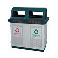 保山分类垃圾桶购置麦穗P-P123分类垃圾桶